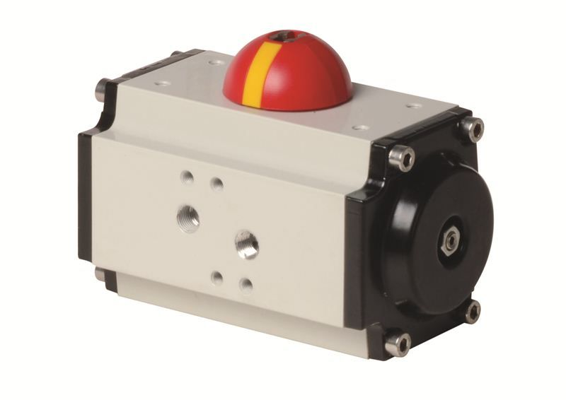 Picture of AP1213SR6F, Pneumatic Actuator - AP Series - 0 - 37,250 in·lbs