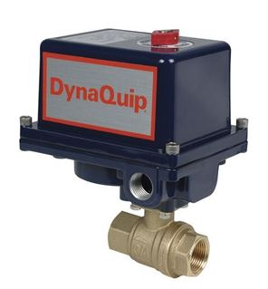 Picture for category Electric Actuated Lead-Free Ball Valve