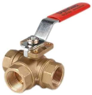Picture for category Brass 3-Way Valve - VYH Series