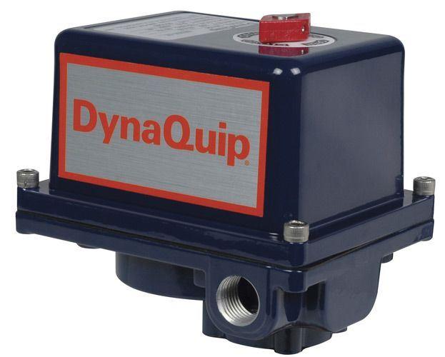 Picture of DE154B, Electric Actuator - DE Series - 0 - 300 in·lbs